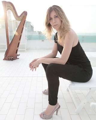 Elisabetta Rossi, Arpa - Banensemble
